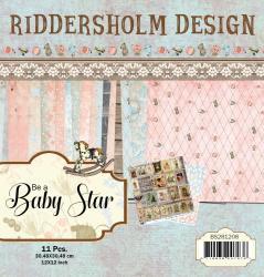 Riddersholm Blok 30 x 30 11 ark BS281208