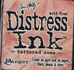 Distress Ink tattered Rose 20240