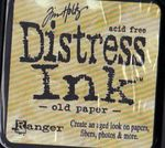 Distress Ink Old Paper 19503