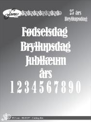Skære / Præge BLD1197