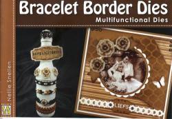 Bracelet Border Dies Indstruktion
