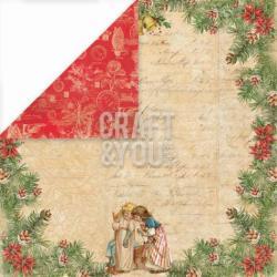 Craft & You Karton 30,48 x 30,48 CP-CS02