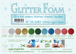 Leane Glitter Foam 25.5282 Ligth Blue