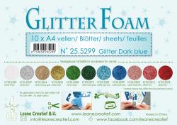 Leane Glitter Foam 25.5299 Dark Blue