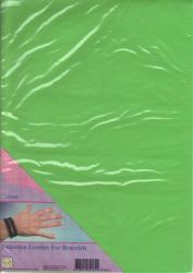 Imt. Læder Grøn ILFB012