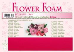 Leane Flower Foam A4 25.4230