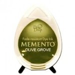 Momento DewDrop Inkpad - Olive Grove MD708