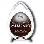Momento DewDrop Inkpad - Rich Cocoa MD800