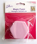 Magic Foam Hexagon  NMMMF005